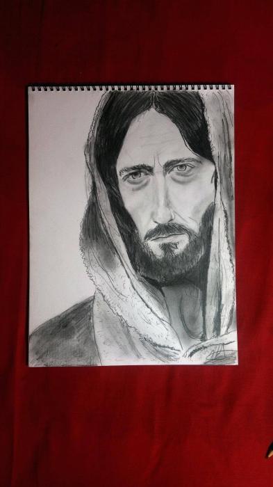 Jesus Christ by GIKAS
